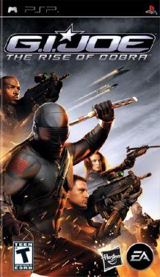 Бросок Кобры / G.I. Joe: The Rise of Cobra (2009/ENG/PSP)