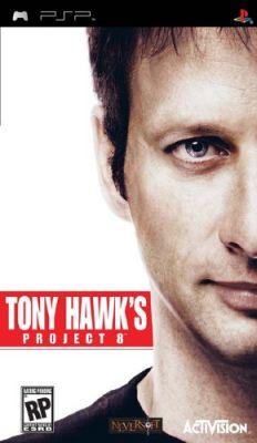 Tony Hawk's Project 8 (2007/ENG/PSP)