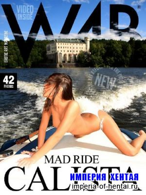 Фотосет W4B: Calista - Mad ride